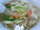 川原菜館-川原麺