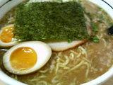 丈屋-新味醤油(新麺)+こってり