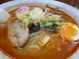 奥家-味噌ピリ辛ラーメン(中辛)