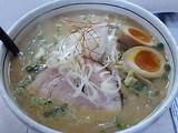 丈屋-新生味噌+味玉