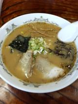 来華-とんこつラーメン(地元麺)
