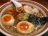 佐々木家-とまつ軒中華+煮卵