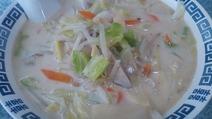 川原菜館-ちゃんぽん