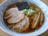 旬麺-焼干し(バラ肉チャーシュー)