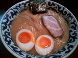 九段 斑鳩-煮卵らーめん