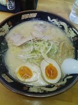 麺屋 十兵衛-豚骨味噌+味玉