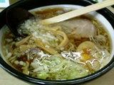 paopao:浅舞店-こってりしょうゆ+味玉