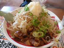 初代竹本商店-中華百烈麺