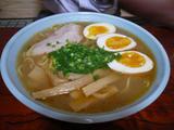 みさわ-海老ラーメン+味玉