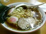 麺馬屋-醤油