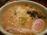 山頭火 新宿南口店-味噌+香味たまご