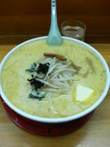 味心-味噌カレー牛乳ラーメン