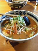 三宝亭-えび味噌