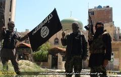イスラム国が公開したヤルムーク・キャンプの画像5