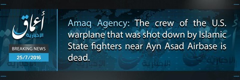 20160725_IS_Amaq_US_Warplane_Shotdown
