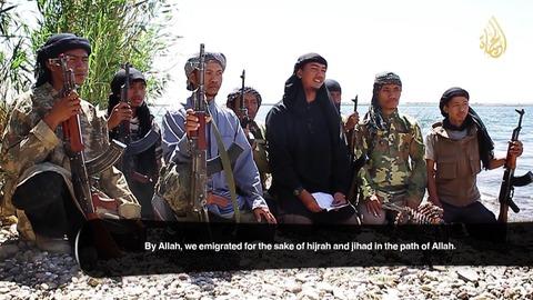 インドネシア出身のイスラム国のジハード戦士たち