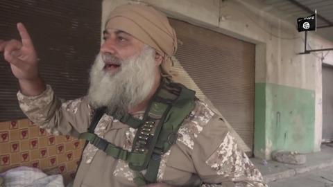 かつての市民がジハード戦士として登場