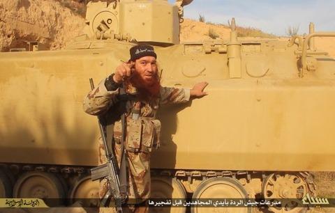 イスラム国「シナイ県」軍事司令官カマール・アッラム氏