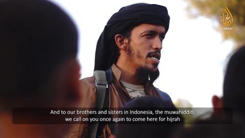 インドネシア出身のイスラム国のジハード戦士