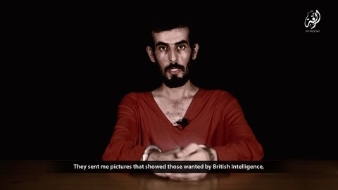 イギリス情報機関の下でスパイ活動