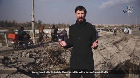 ジハード戦士はここにおらず、遠い前線にいます