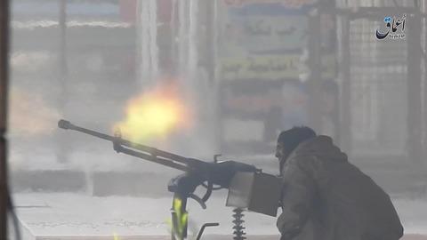 モスル東部第2カデシヤ地区での戦闘3