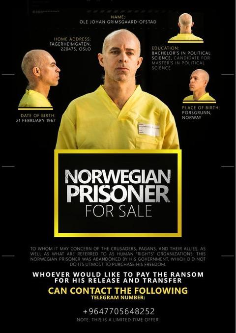 ノルウェー人の人質