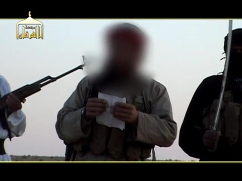 故アブ・ムハンマド・アドナニ師のスポークスマンデビュー動画