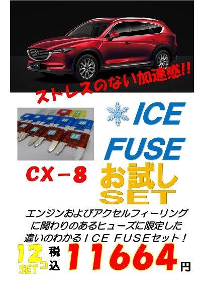 車種別CX-8(2) 400