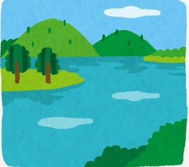 【沖縄】 漫湖に赤土大量流入 工芸振興施設工事で 生態系に影響も