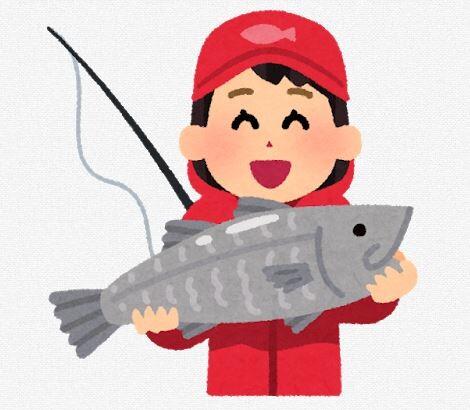 【画像あり】ワカサギの穴釣りしてたら超巨大な魚釣れたwwwwwwwwwww