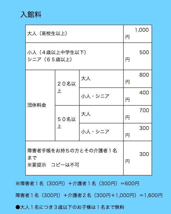 東京タワー水族館-総合案内-3