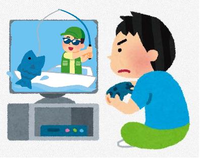 ゲーム製作者「釣りのミニゲーム足したらプレイヤー喜ぶだろうなあ…w」