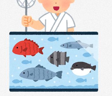 【なぞなぞ】ひっくり返るとカチカチになる魚ってなーんだ?