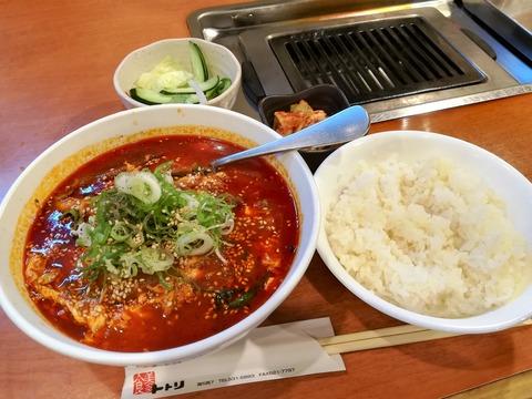 焼肉と冷麺トトリ (1)