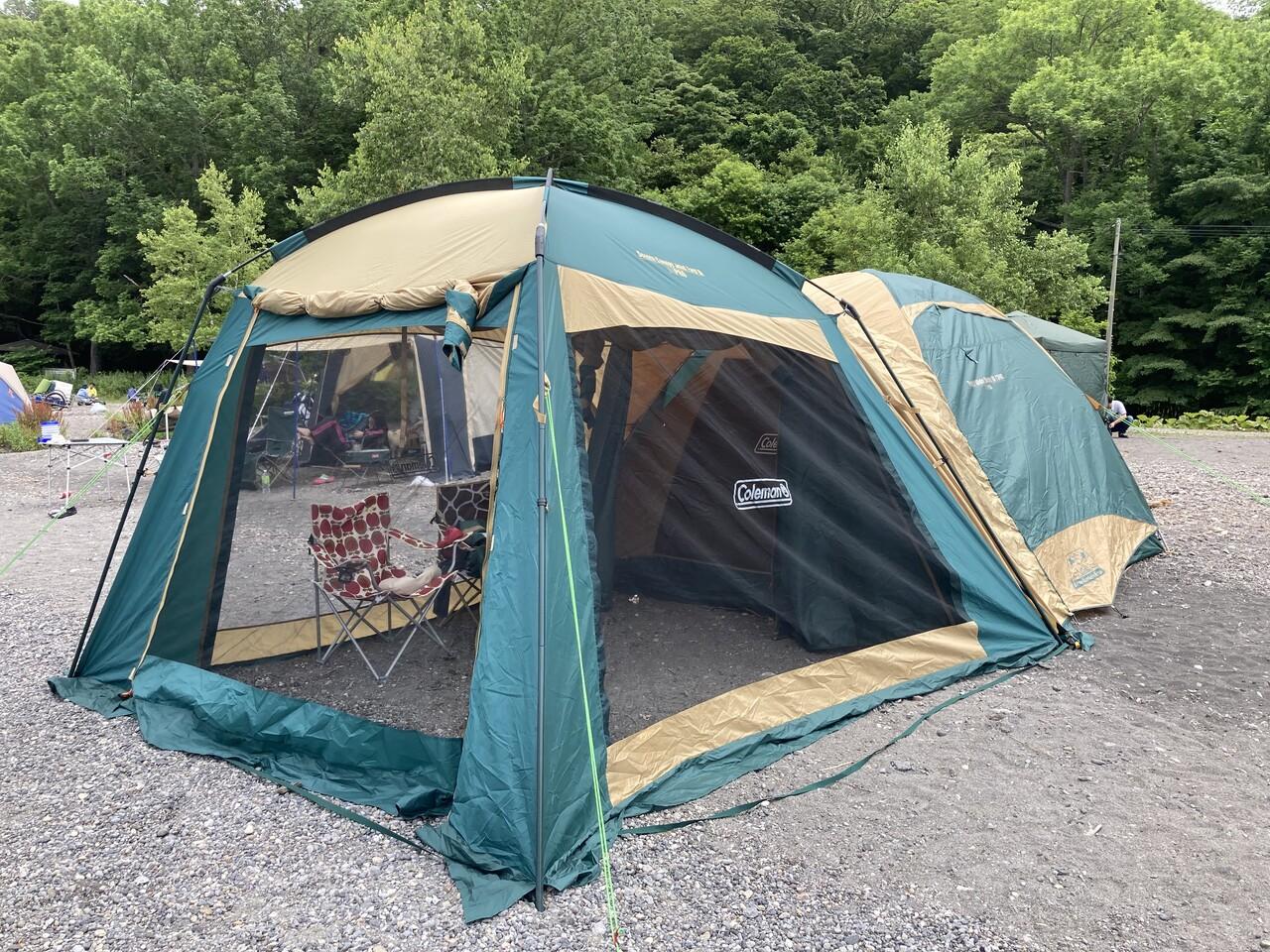 場 モーラップ キャンプ