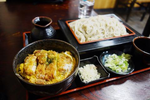 更科 磯切そば (3)