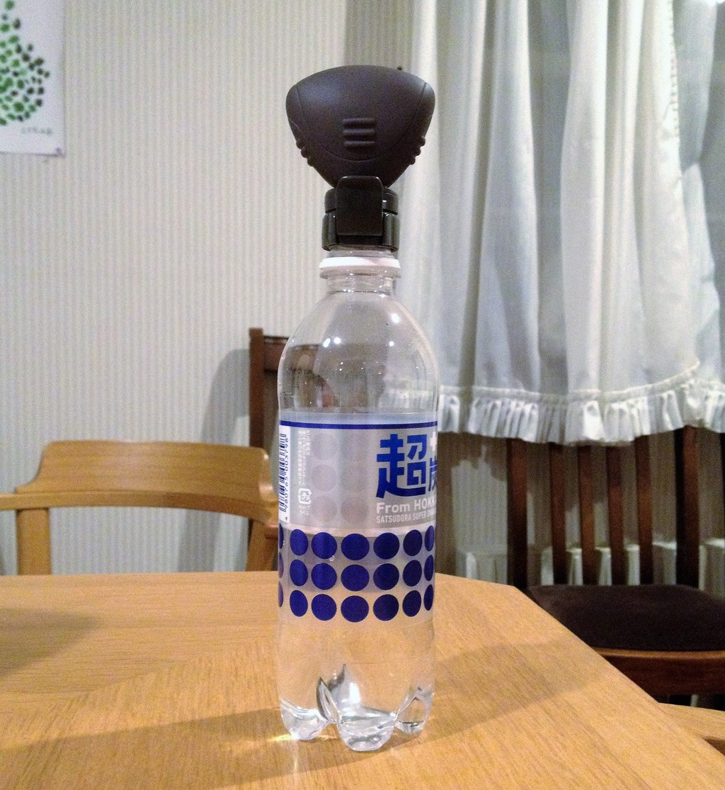 ペット ボトル 炭酸 キャップ