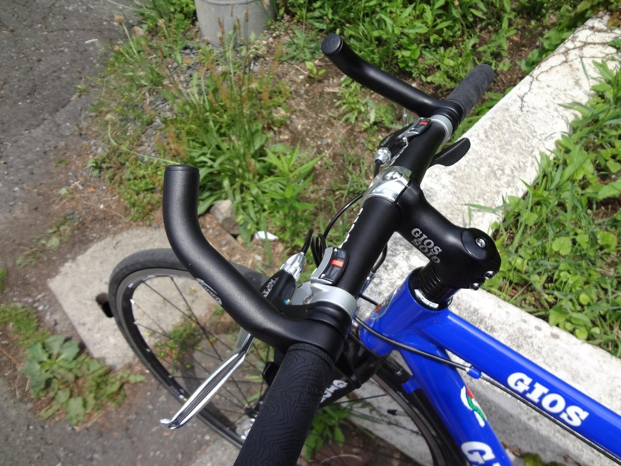 バーエンドバー - Bicycle handlebar#Bar endsForgot Password