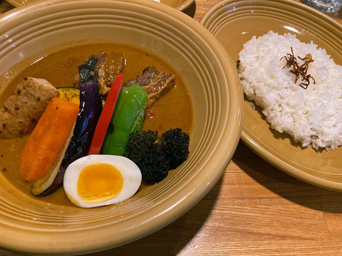 Soup curry Ouchi (5)