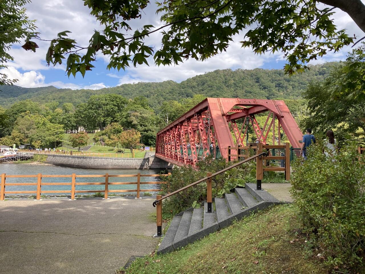 温泉 支笏 湖