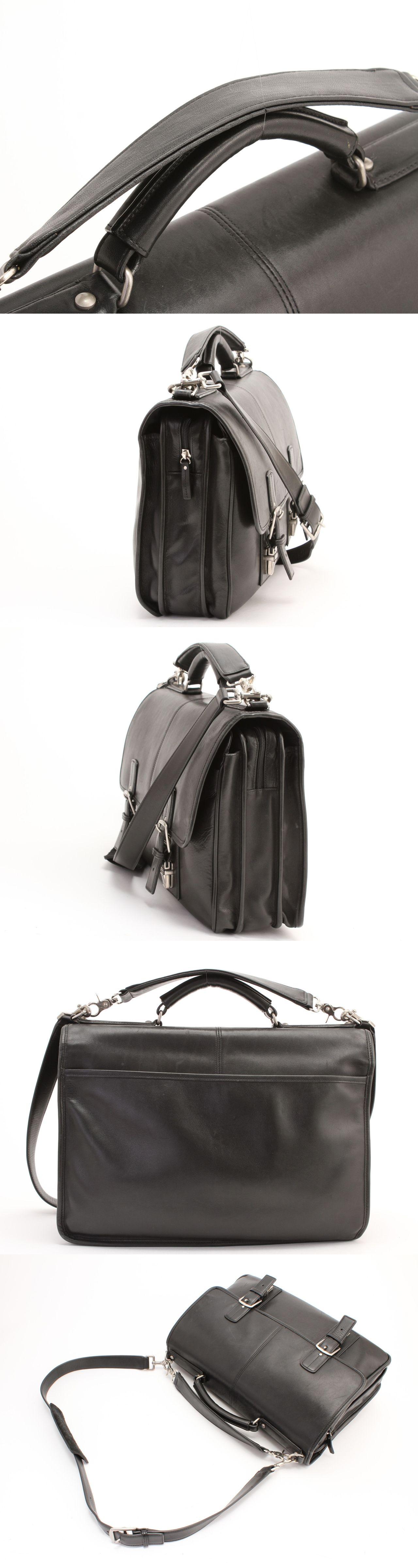 fe7e7f6c00 1 jpy Coach leather briefcase 2way shoulder bag men s business ...