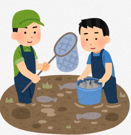 ワイ「そうだ!外来魚が増えて困るなら外来魚を捕食する水棲生物を放てばよくね?」ピコーン