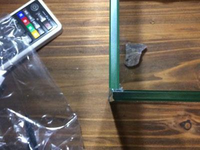 【アクアリウム】コトブキのフレームレス水槽!ガラスの接着面のズレって普通?