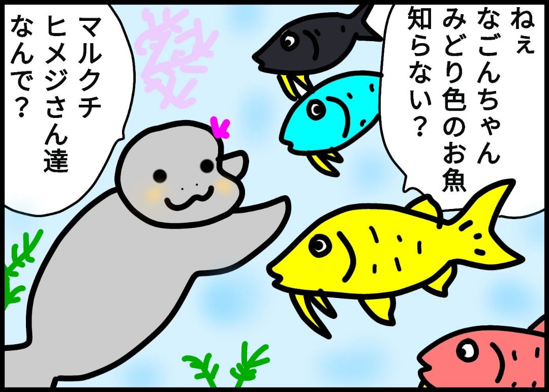 279.ヒメジ戦隊ゴレンジャー!
