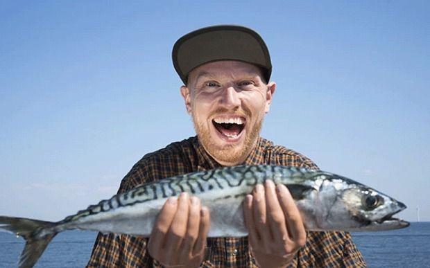 【デンマーク】釣りファン必見!釣った魚を大きく見せるアイテムが登場(写真あり)