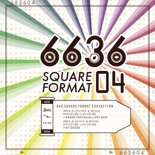 『6636 Square Format 04』