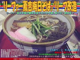 リーファー蔦吉晦日そば/リーフ改造03