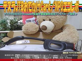 テスラJTBおでかけCard(3)/NPOエコレボ画像02