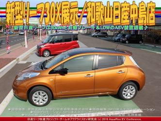 新型リーフ30X展示(4)/和歌山日産中島店03